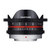 7.5mm T3.8 Cine UMC Fish-eye Lens (C) - for rent at Digital Azul