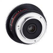 7.5mm T3.8 Cine UMC Fish-eye Lens (E) - for rent at Digital Azul