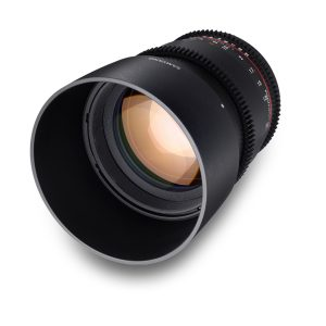85mm T1.5 VDSLR AS IF UMC II Lens (A) - for rent at Digital Azul
