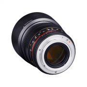 85mm T1.5 VDSLR AS IF UMC II Lens (E) - for rent at Digital Azul