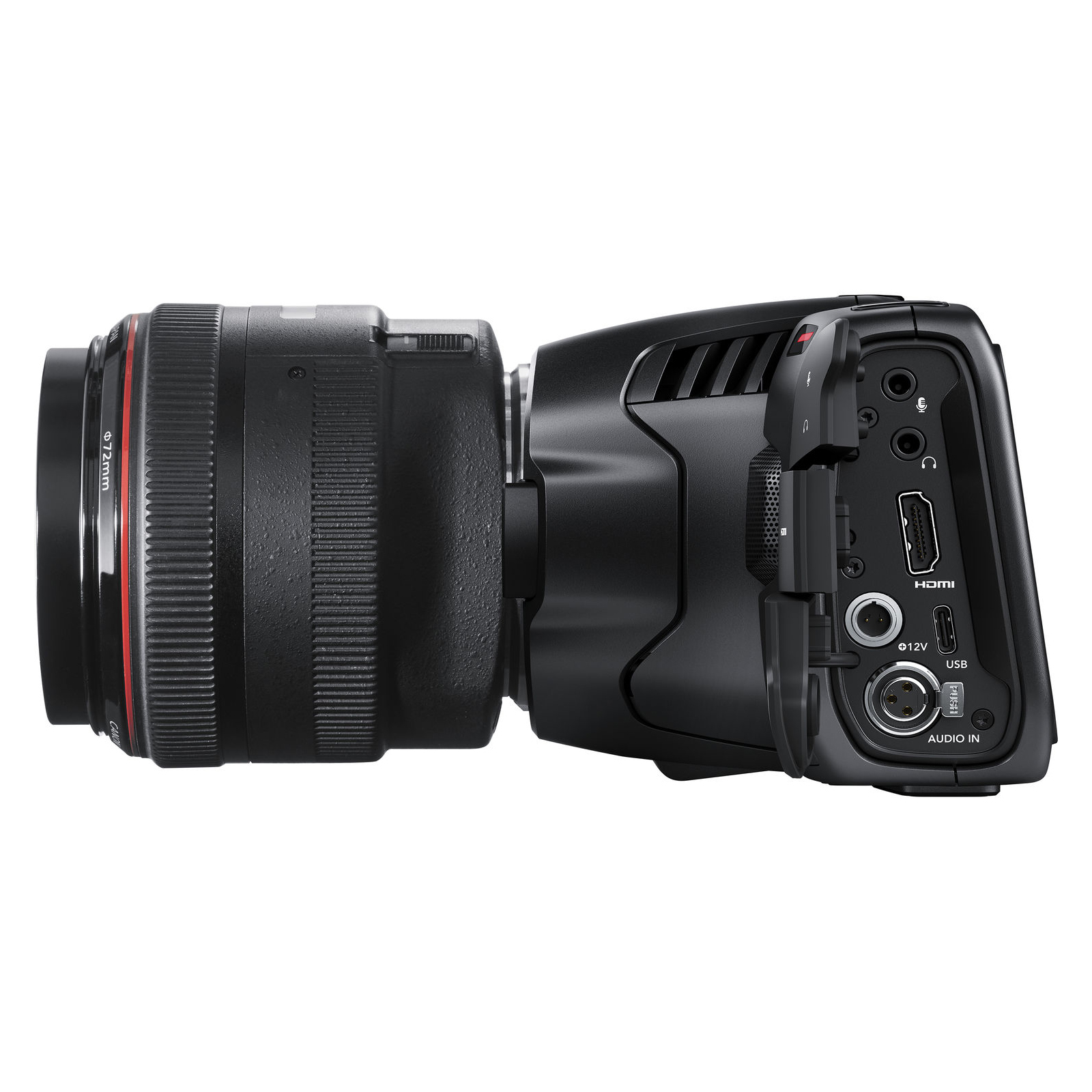 Blackmagic Pocket Cinema Camera 6k Ef Mount For Rent At Digital Azul