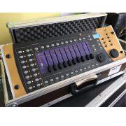 Mesa DMX + 6 LED Bar-12 QCL RGBW Bars_0001_CCC Bars - for rent at Digital Azul_0019_B