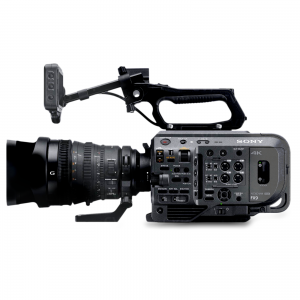 Kit — Sony FX9 + Objetiva 28-135mm — for rent at Digital Azul copy