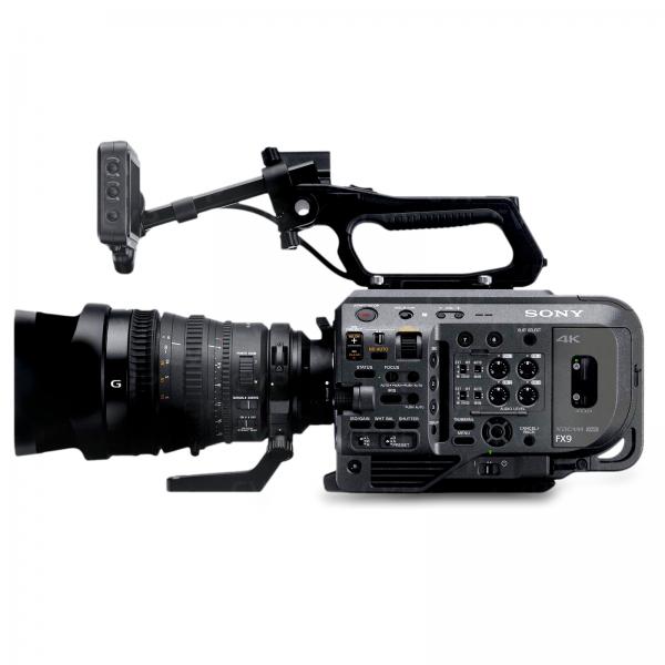 Kit — Sony FX9 + Objetiva 28-135mm — for rent at Digital Azul copy