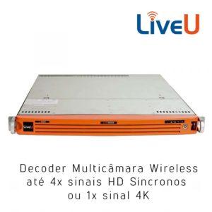 LU4000 Decoder LiveU